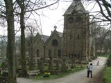 Photograph of Christ Church Burbage