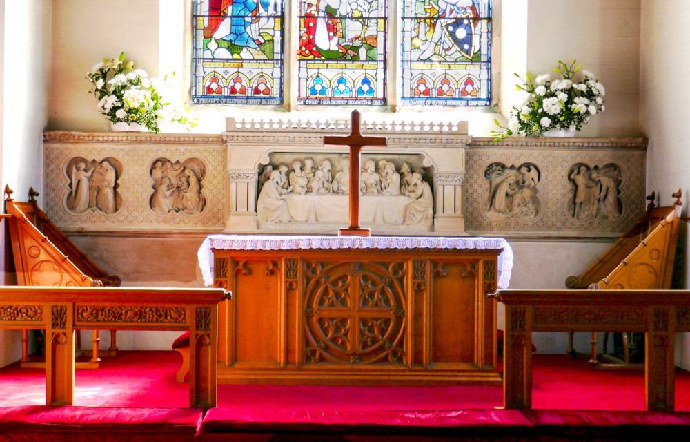 All Saints Thornton Hough   Regular Services