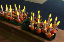 Open Children raise money at Cathedral Christingle