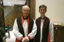Open 'Bishop Libby legally made Bishop of Derby'