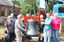 Open 'Grappenhall's bells ring out again'