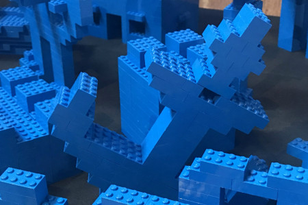 Open LEGO® brick pool opens at Chester Cathedral