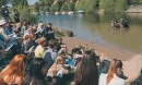 Open 'Mass baptisms in the river Dee'