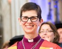 Open 'Bishop Libby receives Honorary Degree '
