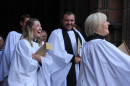 Open '18 people ordained deacon at Chester Cathedral'