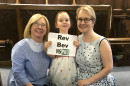 Open 'Rector goes running in support of five-year-old church goer'