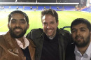 Open 'The Beautiful Game strengthens interfaith friendship in Birkenhead'