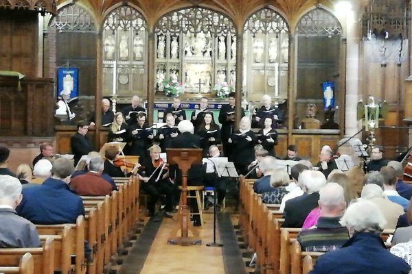 Open Oxton hosts Liverpool Bach Collective