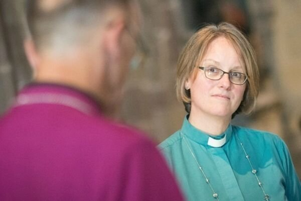Open Sarah Fenby appointed Diocesan Director of Vocations and Residentiary Canon