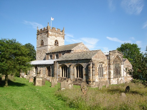 Sheriff Hutton Church Building