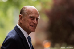 Open Paying tribute to the Duke of Edinburgh