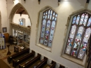 Nave windows by William Wailes