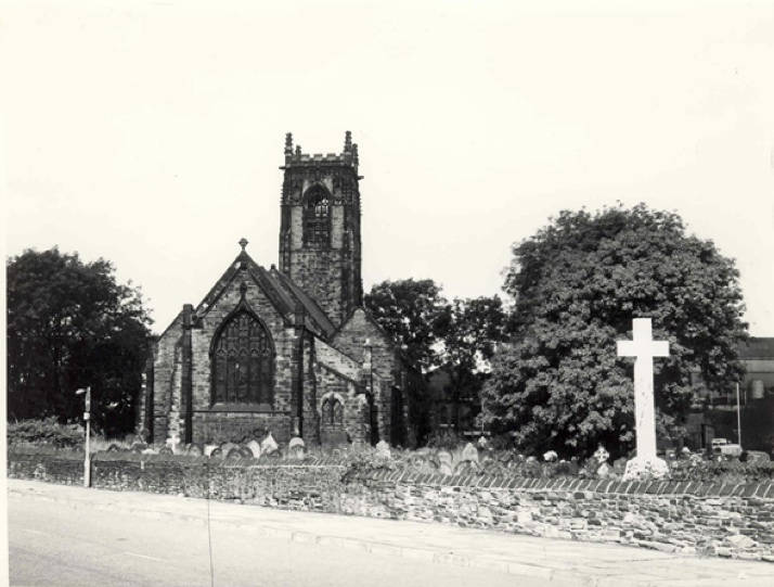 St Paul's Church Portwood