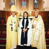 Bishop, Rector and Archdeacon