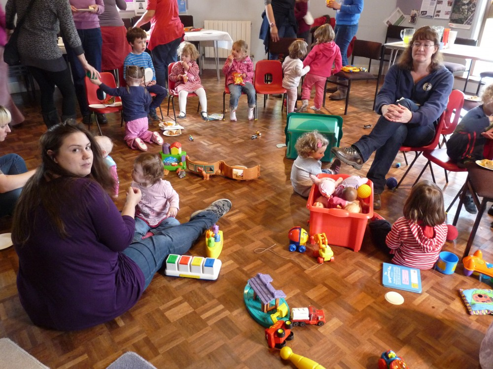 Monday Club in the church centre