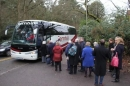 Getting on the coach