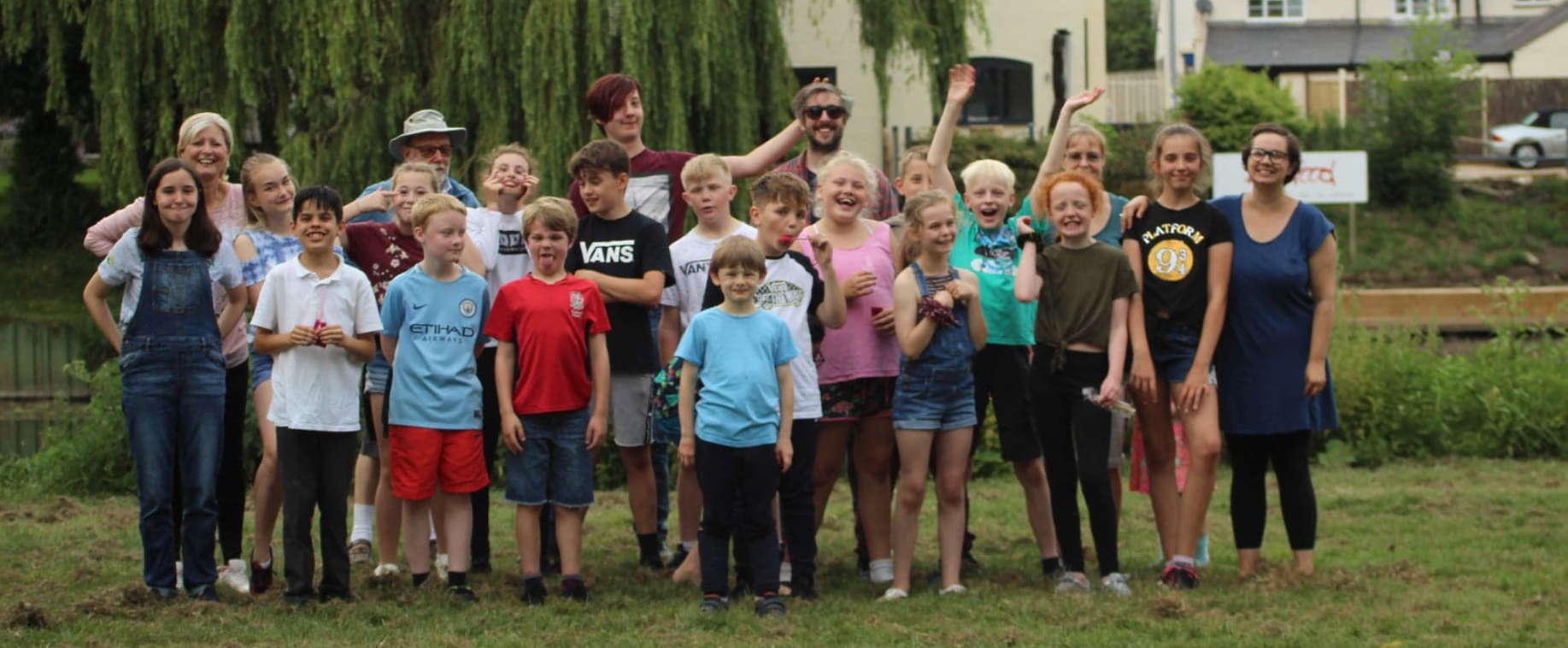 Open Harvington Youth Project celebrates 25 years