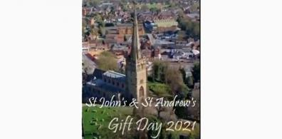 Open St John, Bromsgrove puts together gift day video