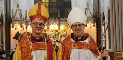 Open New Year messages from our bishops