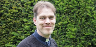 Open Rich Hackett to be Curate in Charge of Derby End & Netherton