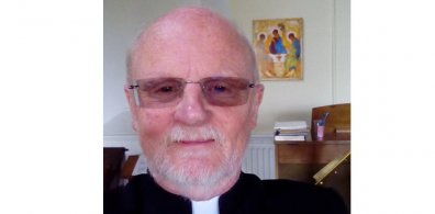 Open The Revd Mike Bartlett retiring after over 32 years in the Diocese