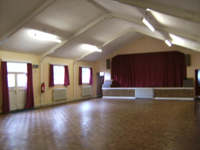 st marks church hall