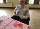 Kay brought one of hers to show at Tuesday Tea on 18 February