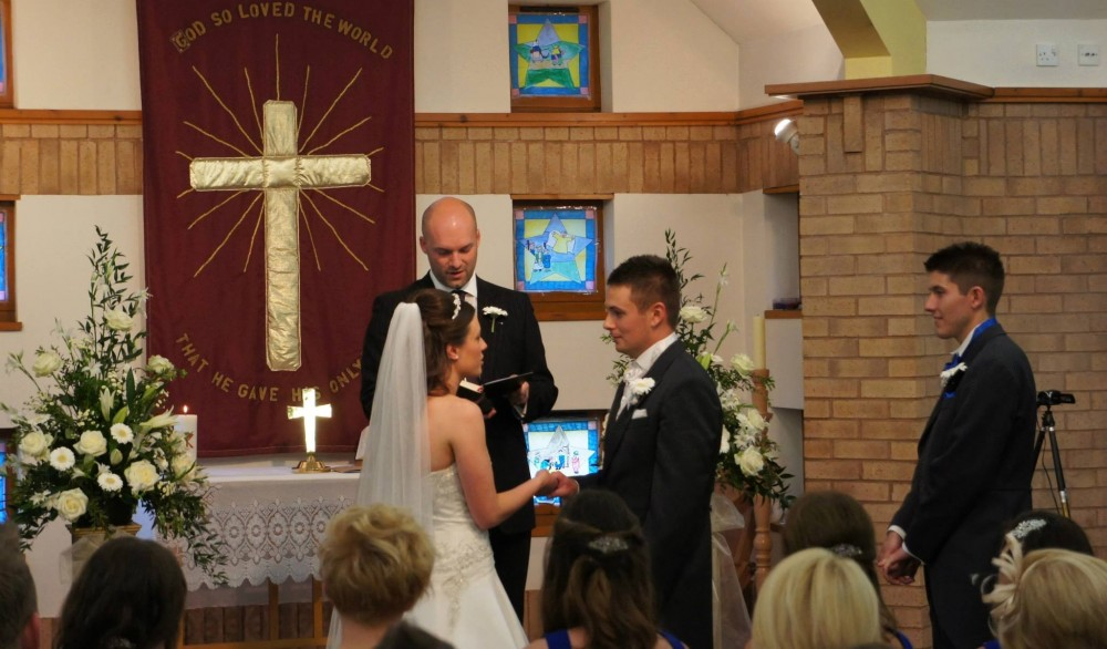 096f309993 By law, all church weddings will have Banns of Marriage read out in the  weeks leading up to the wedding day. Banns are read out at our 10.30am  Sunday ...