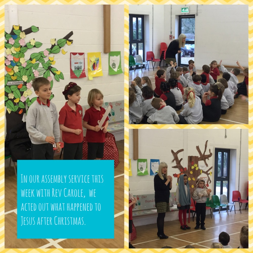 St Loys School Assembly, Jan 2018