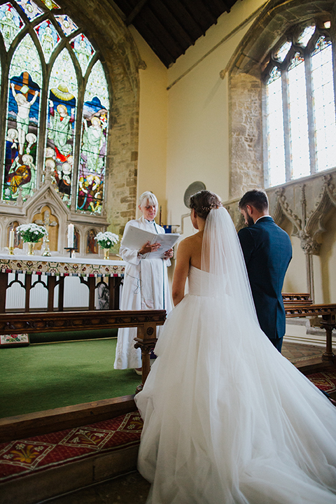 Wedding at Helmdon, June 2018
