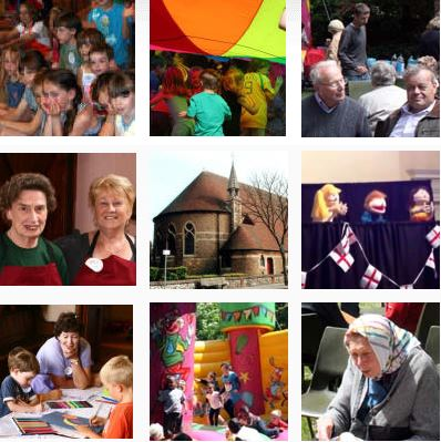 Activities at St George's