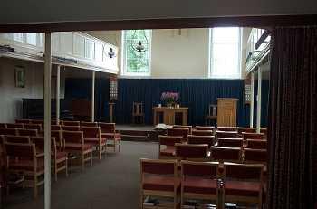 Inside Fulbourn U.R.C.
