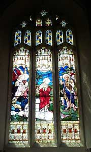 South nave window (west)