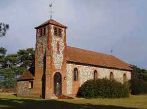 St. George's Church, Six Mile Bottom