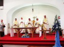 The Bishop and Priests