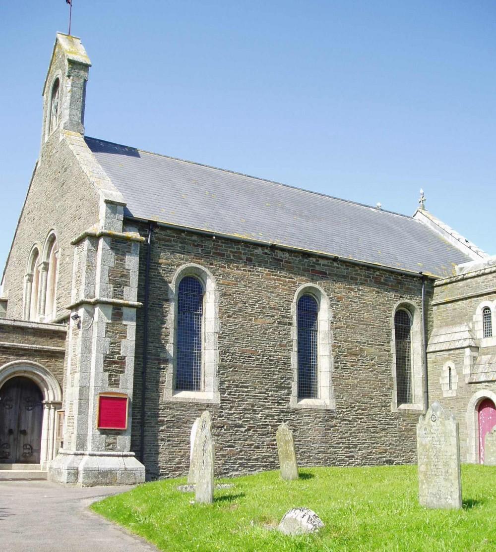 St Bartholomew's Church Porthleven