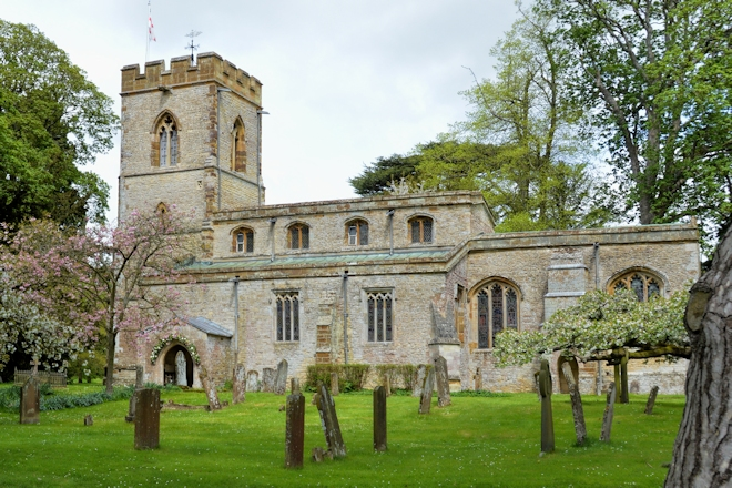 Tove Benefice, St Mary's, Easton Neston