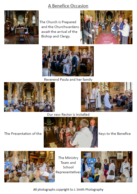 A Benefice Occasion