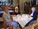 Cream teas in the Church on Sunday afternoon