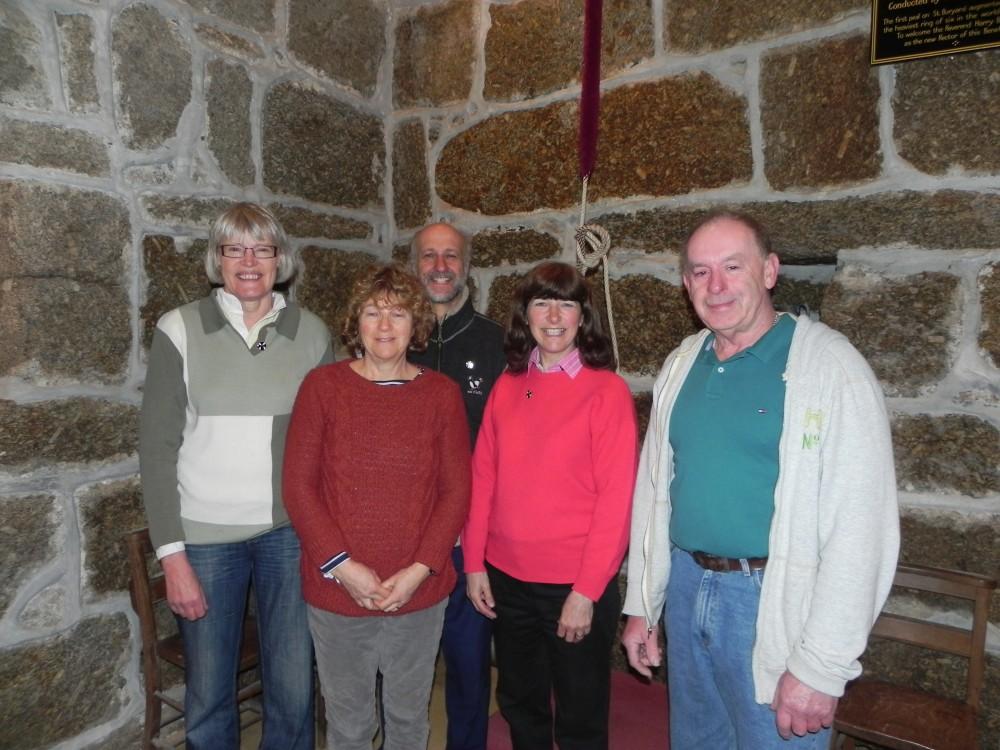 St Buryan Bell Ringers