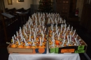 Church full of Christingles