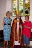 Bishop Tim, Kate Holborow and Oriel Hicks