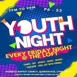 Open Youth Night