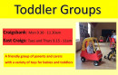 Open 'Toddler Groups and Playgroups'