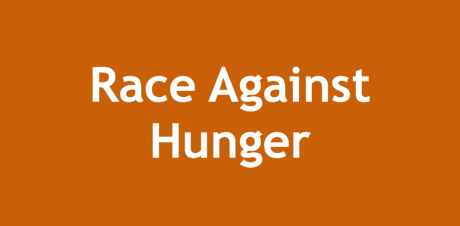 Click for Race against hunger button