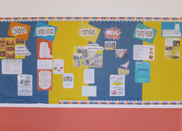 Children, Families and Young People's posters