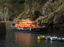 Another view of the Guernsey lifeboat