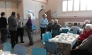 Breakfast at Churchill Methodist Church