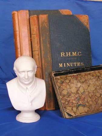 old minute books