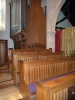 From Choir Stalls